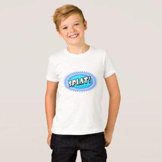 Splat onomatopoeia used in comic culture T-Shirt
