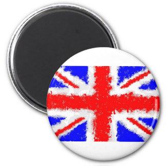 Splatta Union Jack Magnet