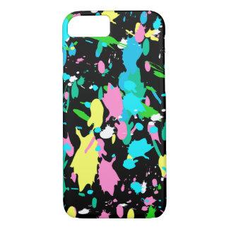 """Splatter Chic"" iPhone 7 Case"