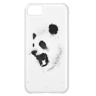 Splatter Panda iPhone 5C Cover