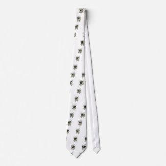 Splatter Pug Tie
