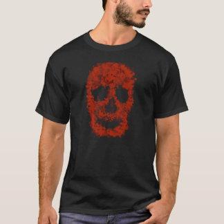 Splatter Skull (talk blood) T-Shirt