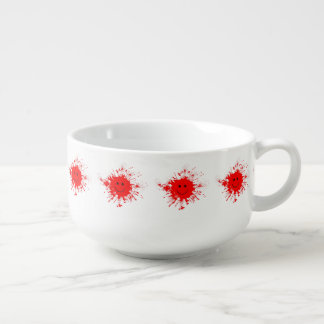 Splatter Soup Mug