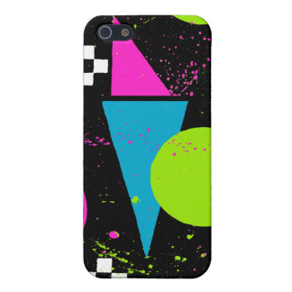 Splatterpaint iPhone 5/5S Covers