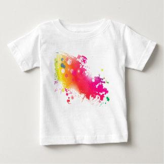 splatters baby T-Shirt