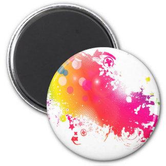splatters magnet