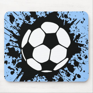 splatz du football tapis de souris