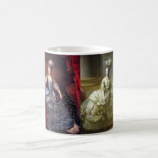 SPLENDID MARIE ANTOINETTE COFFEE MUG