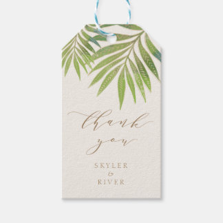 Splendid Summer Wedding Gift tag Pack Of Gift Tags