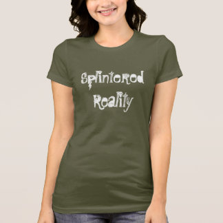 Splintered Reality spooky shirt
