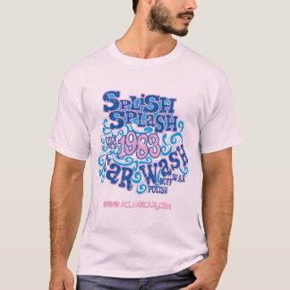 splish splash carwash T-Shirt