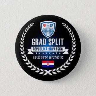 Split 2 Inch Round Button