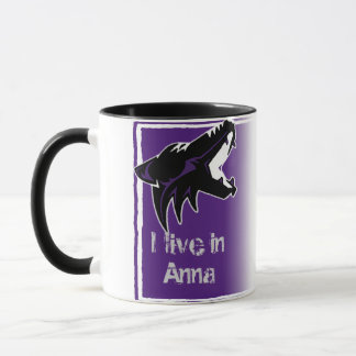 Split between Anna & VA Mug