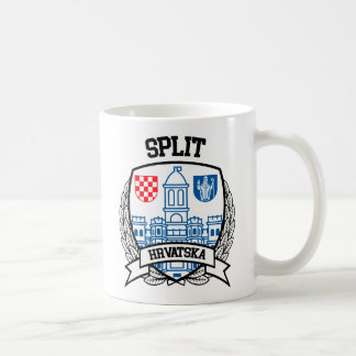 Split Coffee Mug