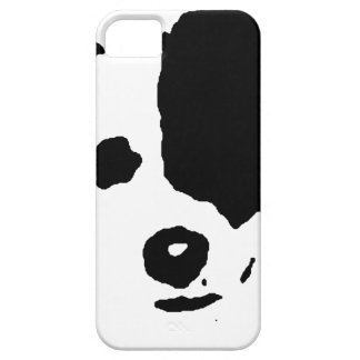 Split Face Border Collie Case For The iPhone 5