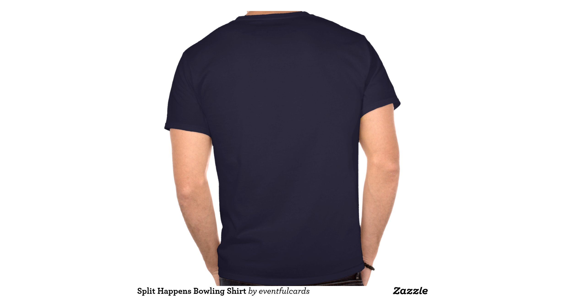 Split Happens Bowling Shirt |