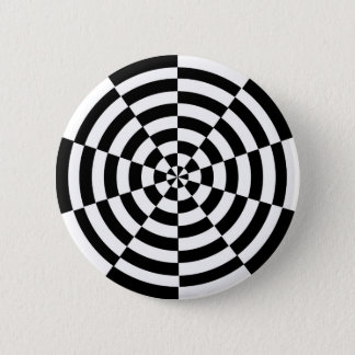 Split Mind 2 Inch Round Button