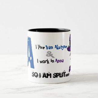 Split Mug VA/Anna