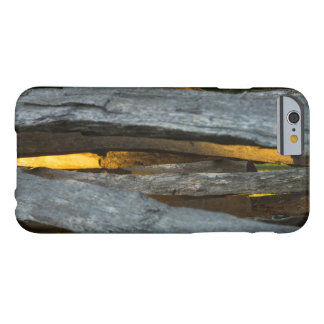 Split Rail Texture Barely There iPhone 6 Case