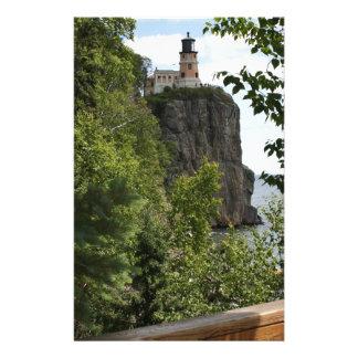 Split Rock Lighthouse 2 Stationery