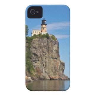 Split Rock Lighthouse iPhone case iPhone 4 Case