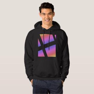 Splitting spectrum hoodie