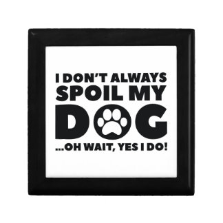 Spoil My Dog Gift Box