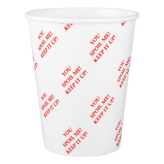 SPOIL PAPER CUP