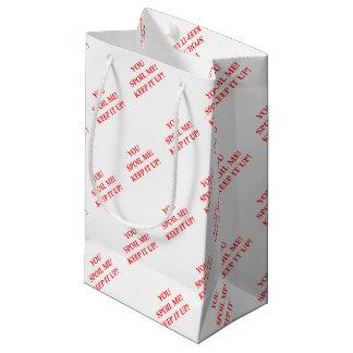 SPOIL SMALL GIFT BAG
