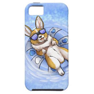 Spoiled Corgi iPhone 5 Case