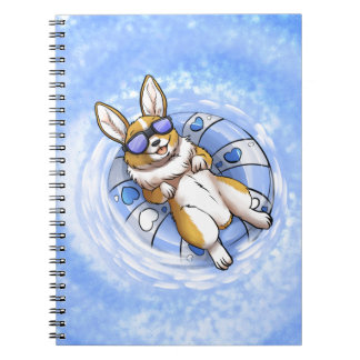 Spoiled Corgi Notebooks