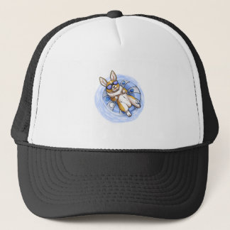 Spoiled Corgi Trucker Hat