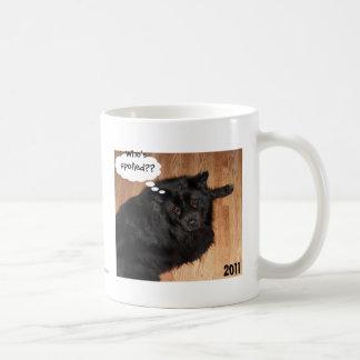 Spoiled Dog Custom Mug