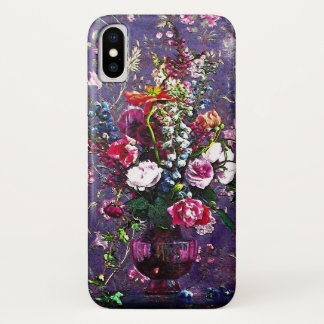 Spoiled Flowers (More Options) - iPhone X Case