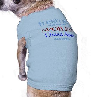 spoiled Lhasa Apso Shirt