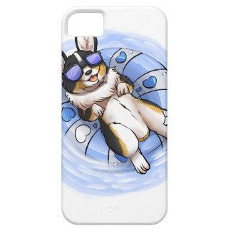 Spoiled Tri Corgi iPhone 5 Case