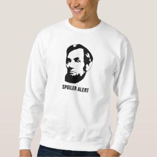 Spoiler Alert Lincoln Sweatshirt