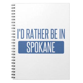 Spokane Notebook