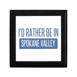 Spokane Valley Gift Box