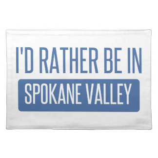 Spokane Valley Placemat