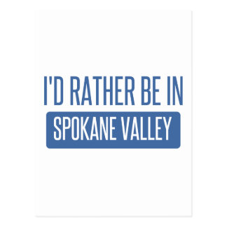 Spokane Valley Postcard