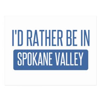 Spokane Valley Postcard