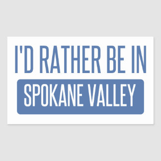 Spokane Valley Sticker