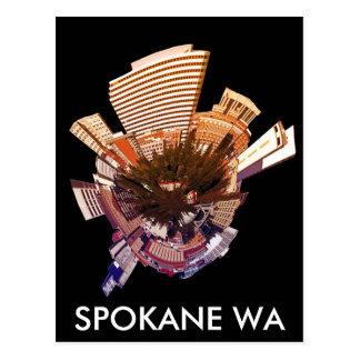 spokane WA Postcard