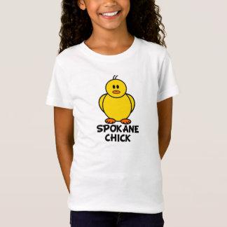Spokane Washington Chick T-Shirt