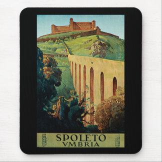 Spoleto ~ Umbria Mouse Pad