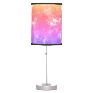 Sponge Print Lamp