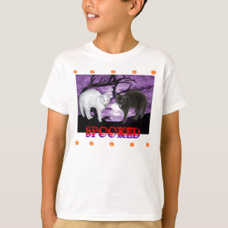 Spooked Cats T-Shirt