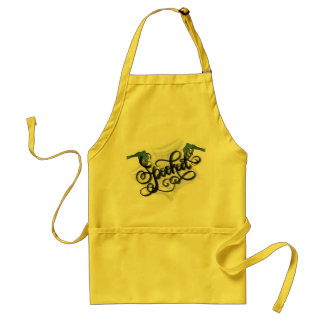 Spooked Standard Apron
