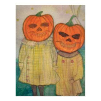 Spooks Postcard